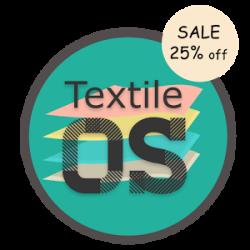 TextileOS Layers Theme