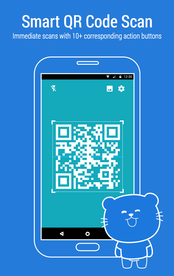 CM QRCode (Safe, Fast, Smart) » Apk Thing - Android Apps