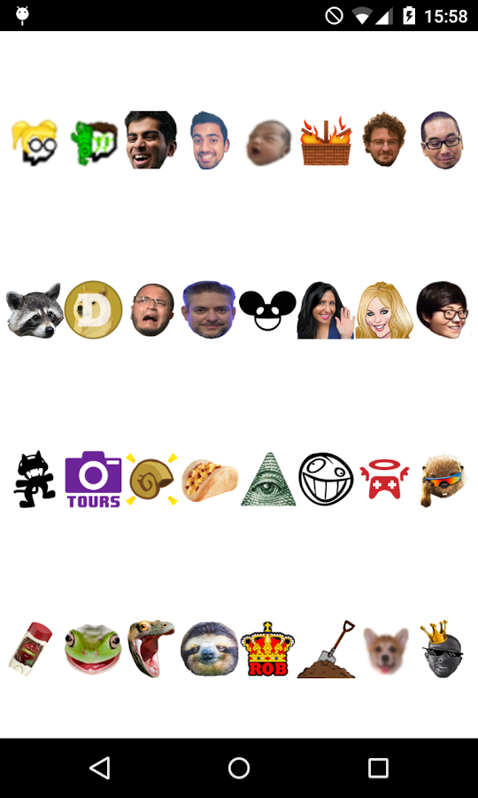 how to make an emoticon for twitch
