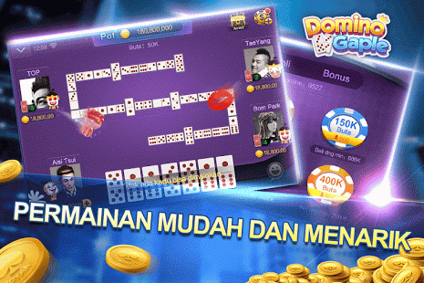 Boyaa Domino Gaple Online Apk Thing Android Apps Free Download