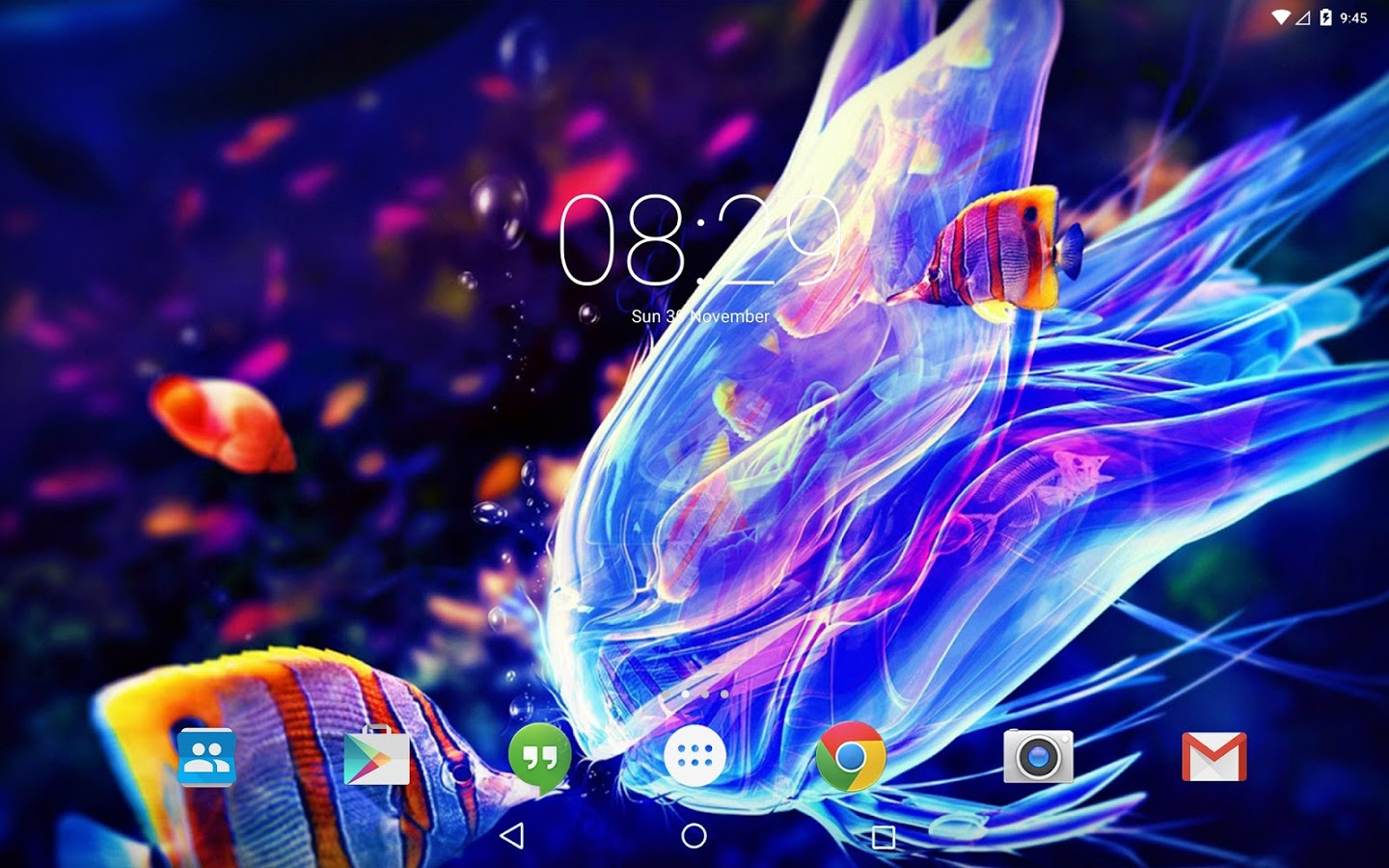 jellyfish medusa live wallpaper apk thing android apps