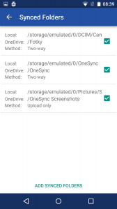 OneSync (OneDrive Autosync)
