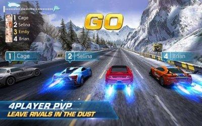 Infinite Racer - Dash & Dodge
