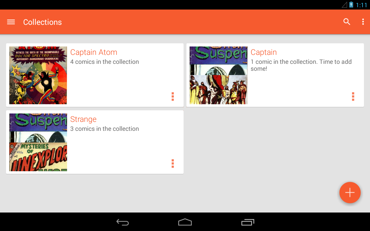 Astonishing Comic Reader » Apk Thing - Android Apps Free