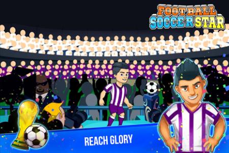 Football Soccer Star!
