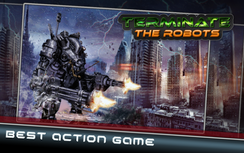 Terminate The Robots