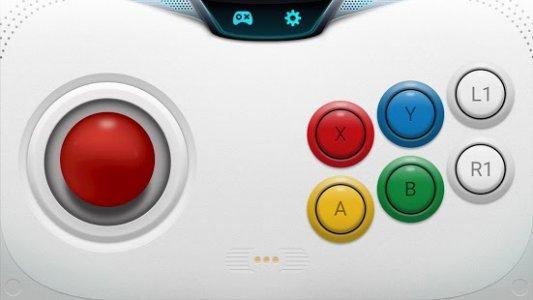 S Console Gamepad