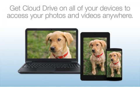 Amazon Photos - Cloud Drive