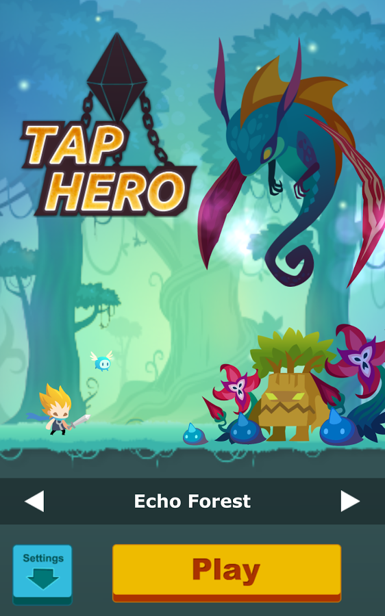 Tap Hero: War of Titan Clicker » Apk Thing - Android Apps