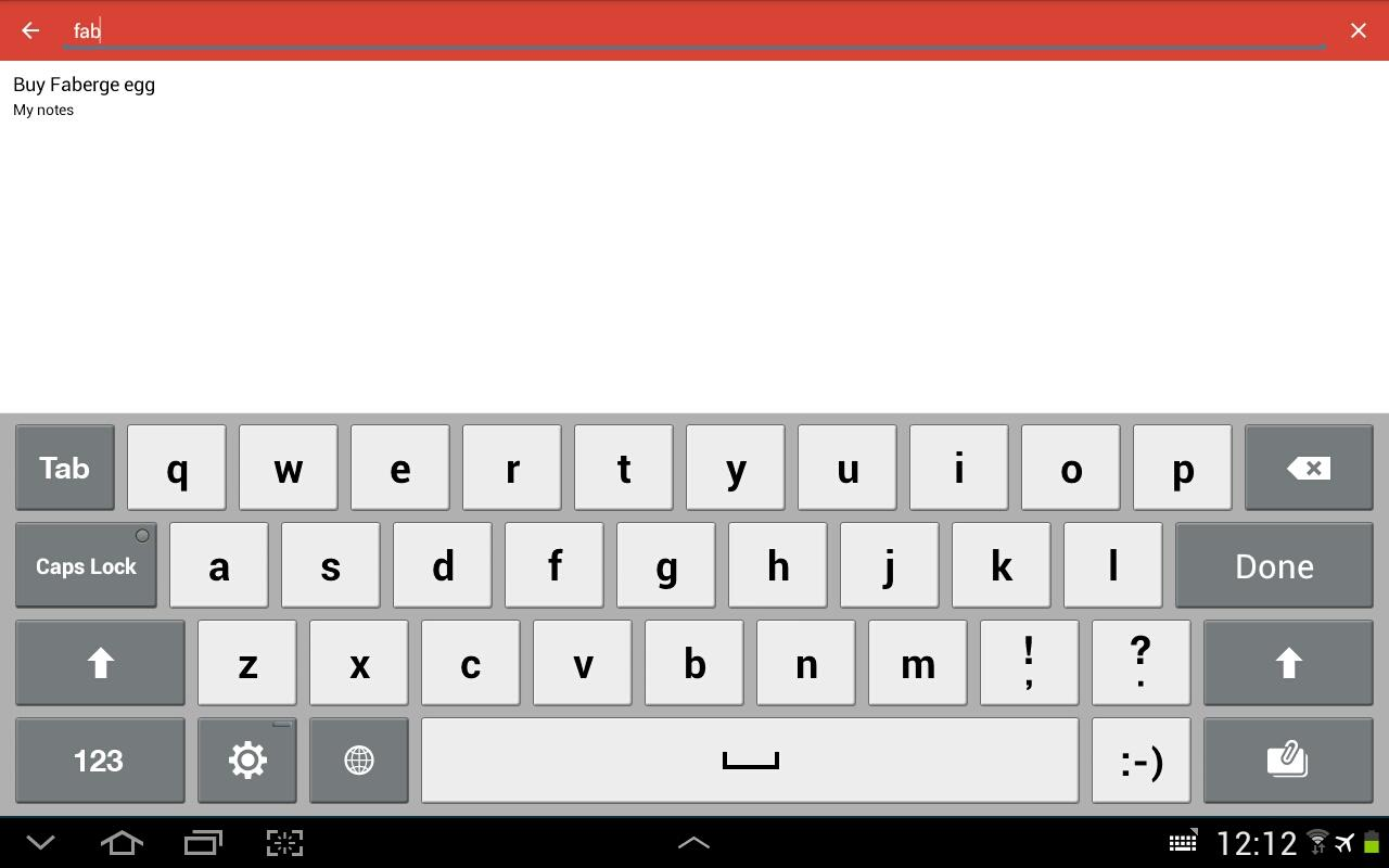 Fast Notepad » Apk Thing - Android Apps Free Download