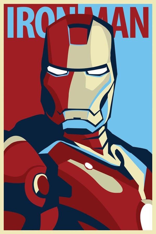 SuperHero Wallpapers Apk Thing
