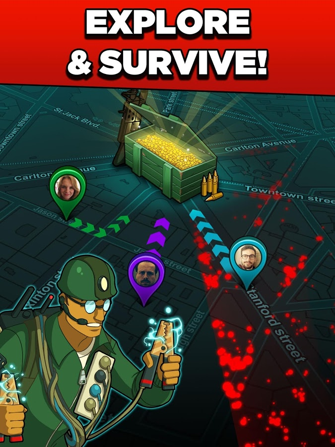 Boxhead: The Zombie Wars for Windows 10 - 10appstore.net