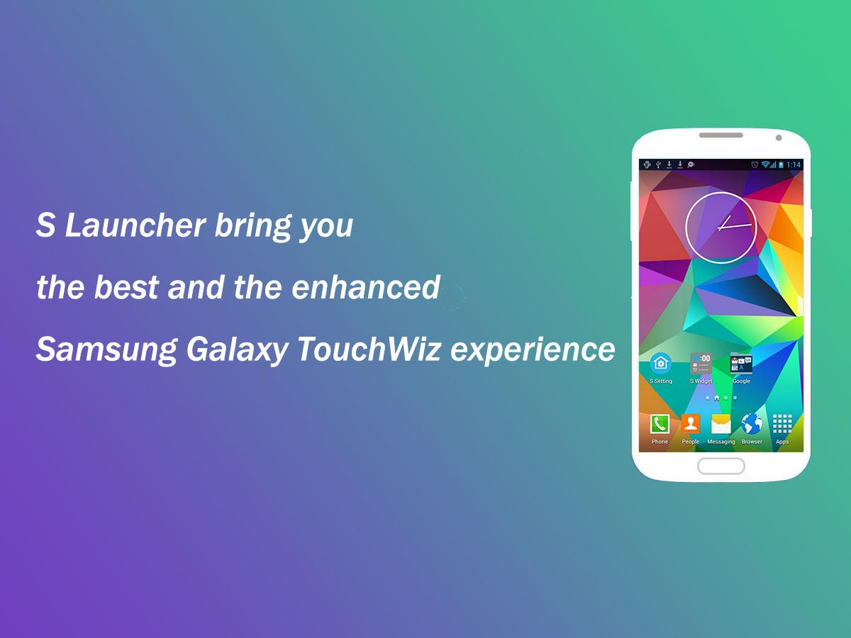 S Launcher (Galaxy S6 Launcher » Apk Thing - Android Apps Free Download