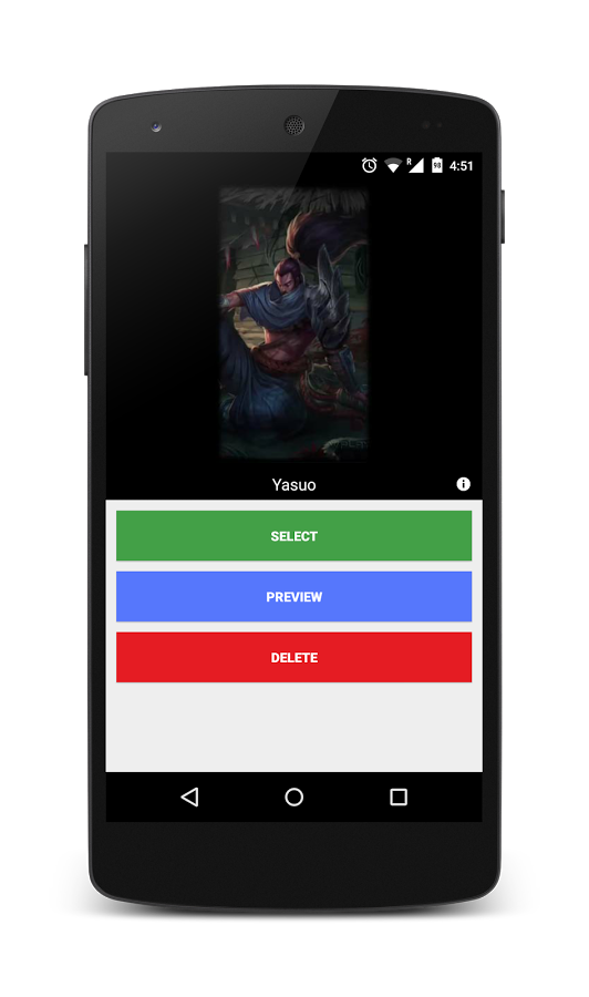 Live Wallpapers of LoL Apk Thing Android Apps Free Download