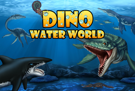 Jurassic Dino Water World » Apk Thing - Android Apps Free ...