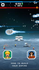 Tap Galaxy - Deep Space Mine