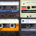 Retro Tape Deck mp3 player