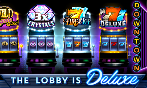 downtown slots deluxe