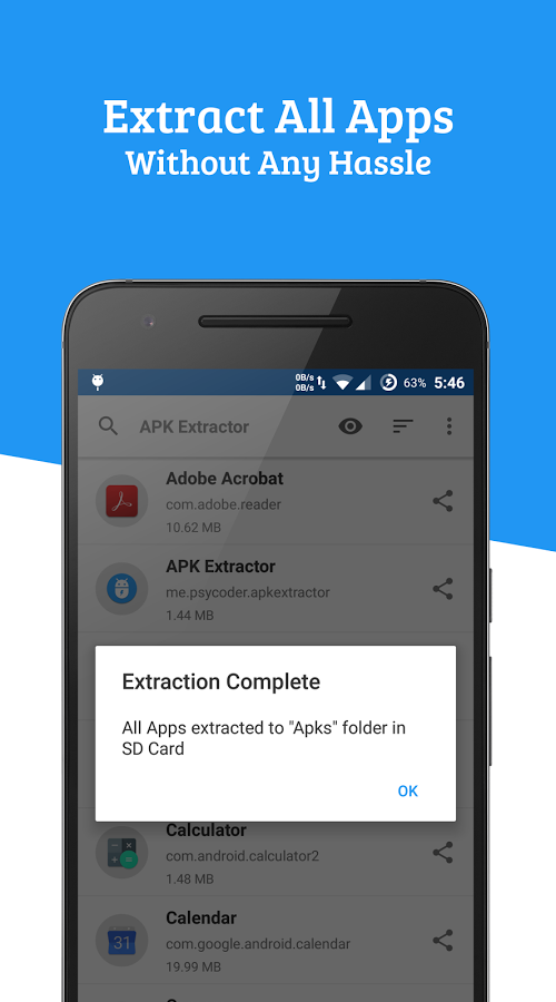 APK Extractor [No Ads] » Apk Thing - Android Apps Free Download