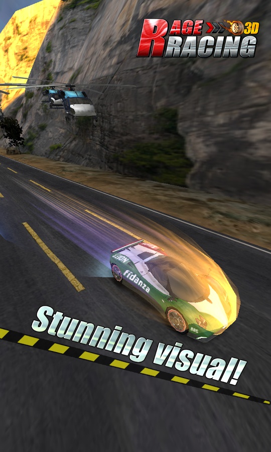 3d Driving Games Download >> Rage Racing 3D » Apk Thing - Android Apps Free Download