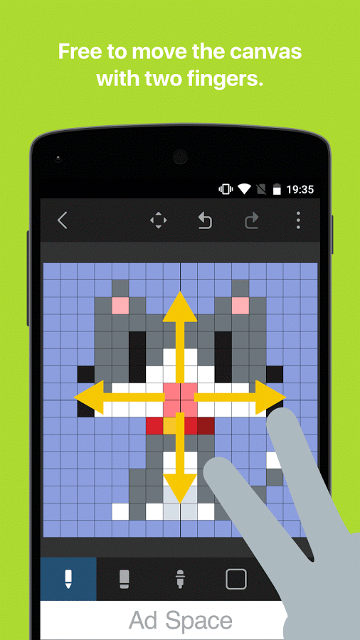 Pixel art maker - 8bit Painter » Apk Thing - Android Apps Free Download