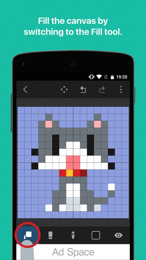 Pixel art maker 8bit painter apk thing android apps Photo art app free download