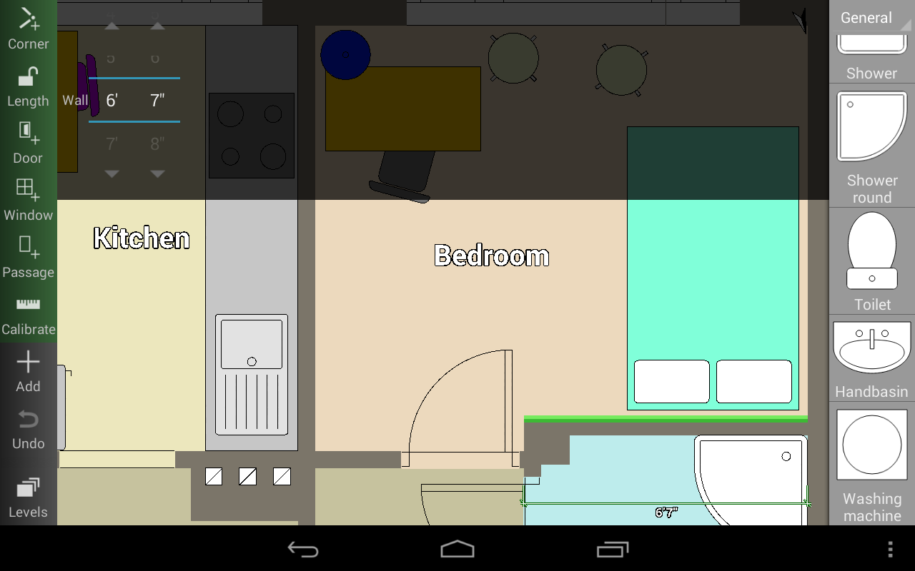 Floor plan creator apk thing android apps free download for Floor plan builder online free