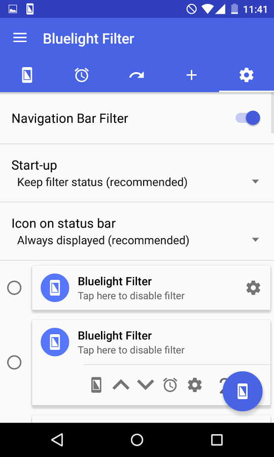 Bluelight Filter - Schedule » Apk Thing - Android Apps Free Download