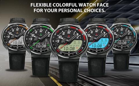 Challenger Watch Face