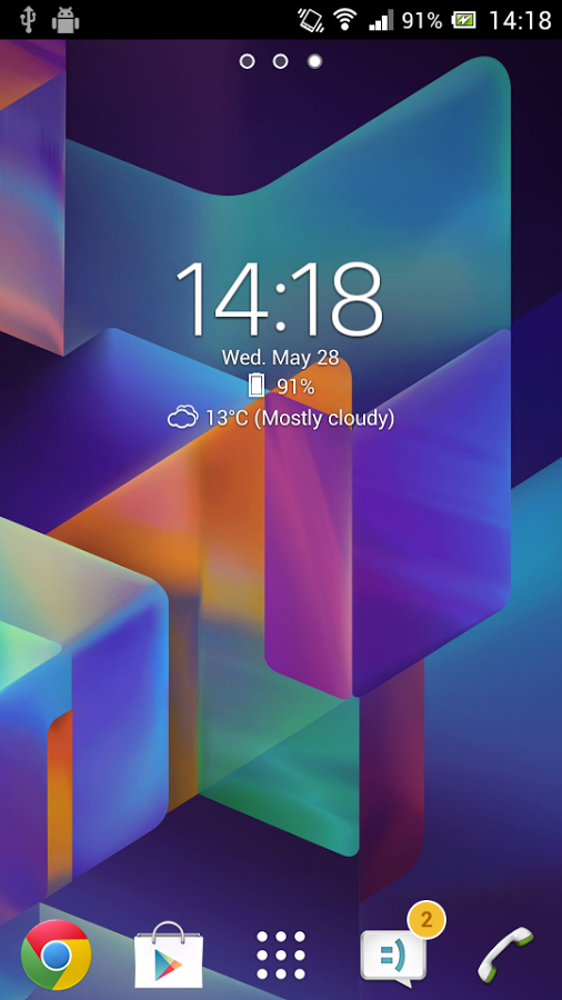 Digital Clock Widget Xperia » Apk Thing - Android Apps Free Download