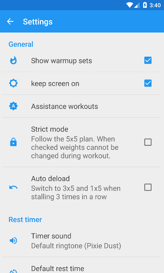 5x5 workout logger apk thing android apps free download