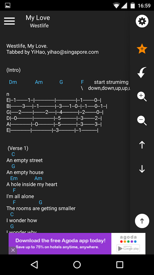 song chord finder apk android apps
