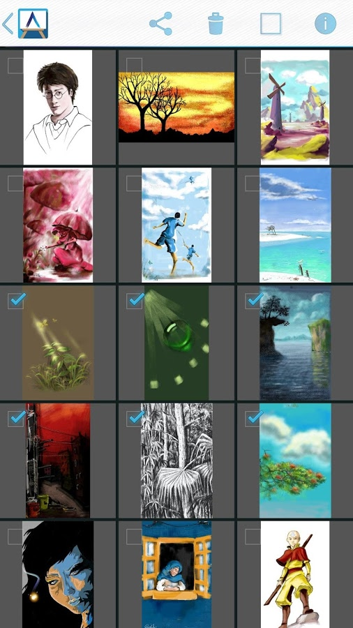 Artecture Draw, Sketch, Paint » Apk Thing - Android Apps