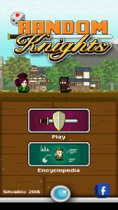 Random Knights
