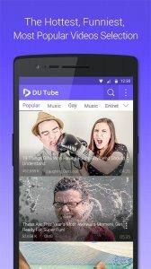 DU Tube - Best Video Explorer