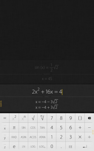 Archimedes Calculator