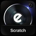 edjing Scratch - digital vinyl