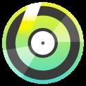 Blur Music Player