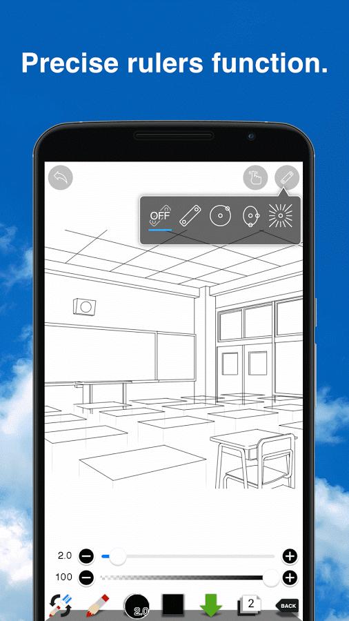 ibis paint drawing anime apps apk ibispaintx android