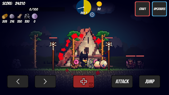 Pixel Survival Game » Apk Thing - Android Apps Free Download