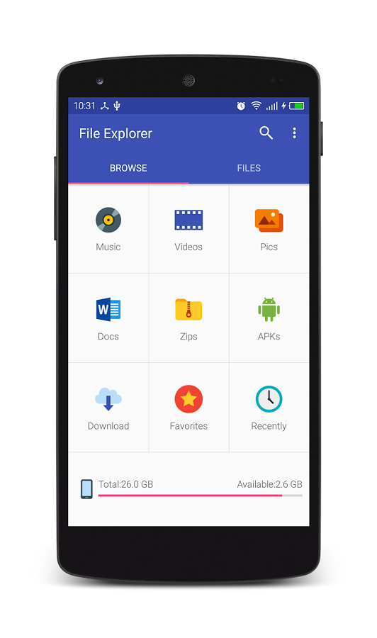 file explorer for android 187 apk thing android apps free