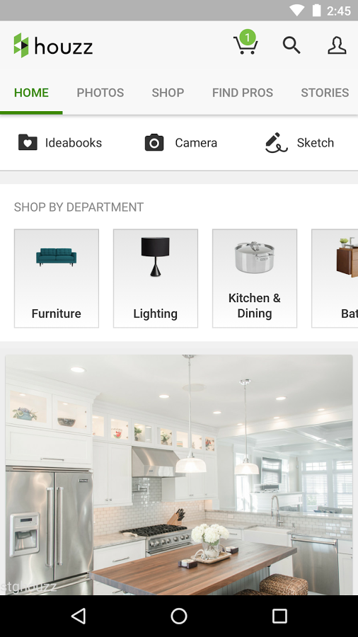 Home Design Ideas App: Houzz Interior Design Ideas » Apk Thing