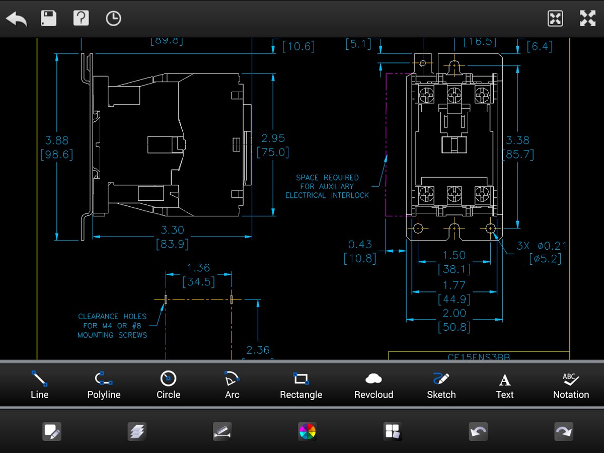 Dwg Fastview Cad Plan Viewer 187 Apk Thing Android Apps