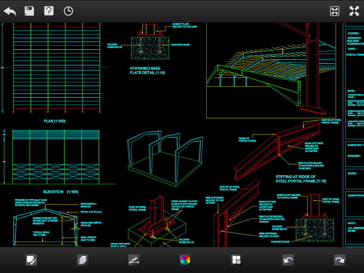 Dwg fastview cad plan viewer apk thing android apps for Online autocad drawing