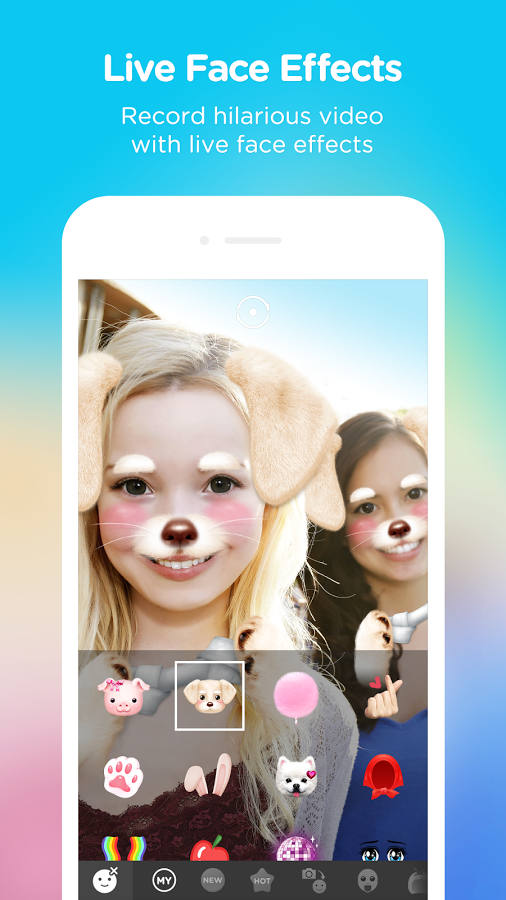 скачать приложение Snow на андроид - фото 4