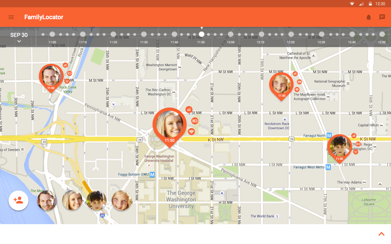 Family Locator & GPS Tracker » Apk Thing - Android Apps ...