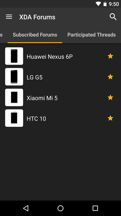 XDA » Apk Thing - Android Apps Free Download