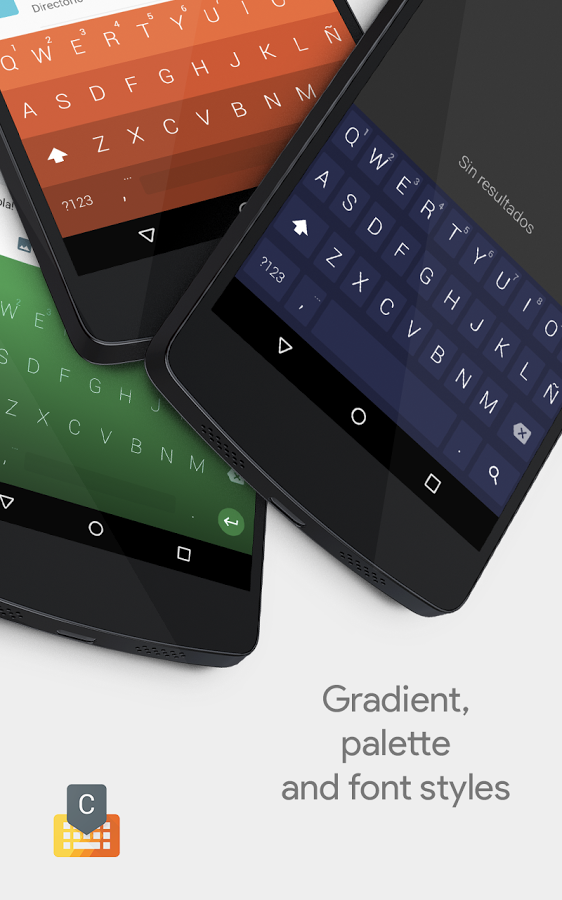 Chrooma Keyboard Personalization Android