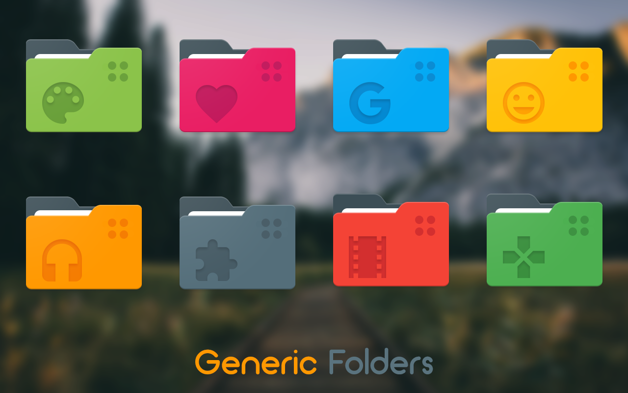 Pineapple - Icon Pack » Apk Thing - Android Apps Free Download
