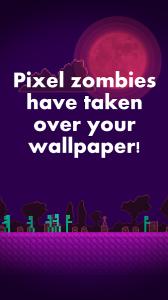 Zombie Paper X Live Wallpaper
